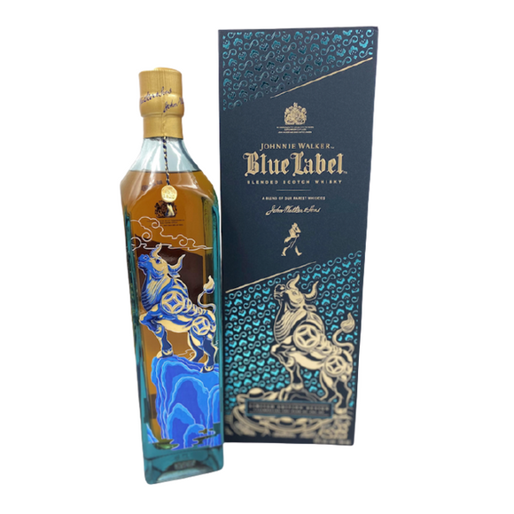 Johnnie Walker Blue Label Year of the Ox (Limited Edition Design) 750ml