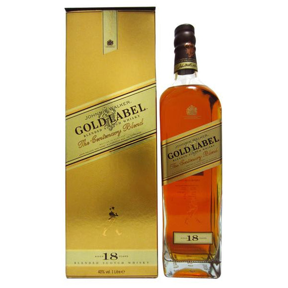Johnnie Walker Gold Label 18 Years Old The Centenary Blend