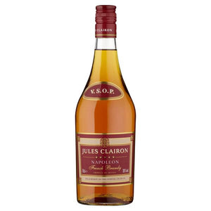 Jules Clairon Napolean Brandy 70cl, Cognac - The Liquor Shop Singapore