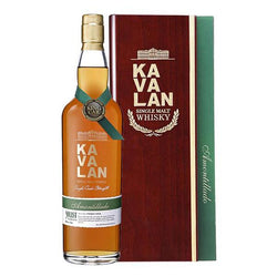 Kavalan Solist Amontillado, Taiwan - King Car Group - The Liquor Shop Singapore