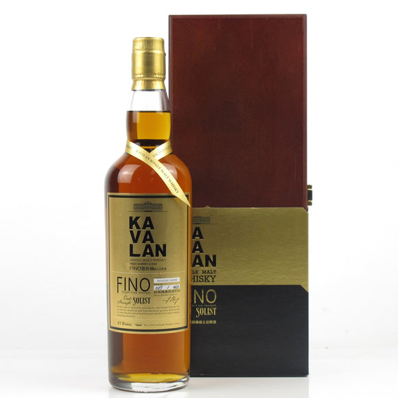 Kavalan Solist Fino Sherry Cask Single Malt Whisky, Other Whiskys - The Liquor Shop Singapore