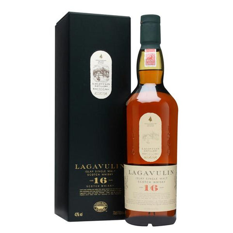Lagavulin 16 Years old 70cl, Scotch Whisky - The Liquor Shop Singapore