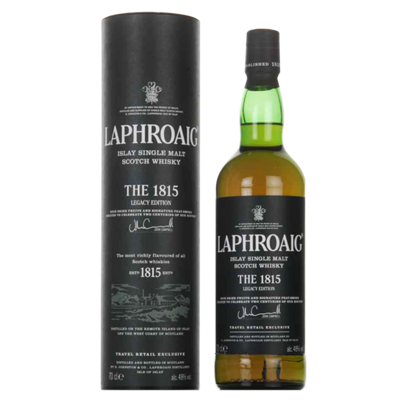 Laphroaig The 1815 Legacy Edition, Scotch Whisky - The Liquor Shop Singapore