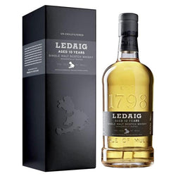 Ledaig 10 Years Old 70cl, Scotch Whisky - The Liquor Shop Singapore