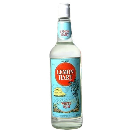 Lemon Hart White Rum 70cl