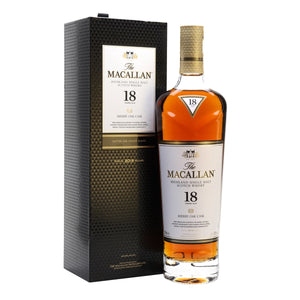 Macallan 18 Year Old Sherry Oak 2019 Annual Release