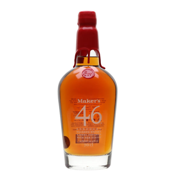 Maker's 46 Bourbon Whisky 70cl