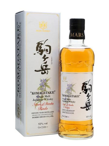 Mars Komagatake Rindo - Nature of Shinshu Batch 1, Japan - Mars - The Liquor Shop Singapore