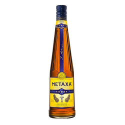 Metaxa 5 Star Brandy 70cl, Cognac - The Liquor Shop Singapore