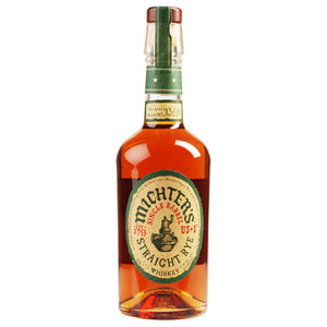 Michter's Single Barrel Kentucky Straight Rye Whisky 70cl