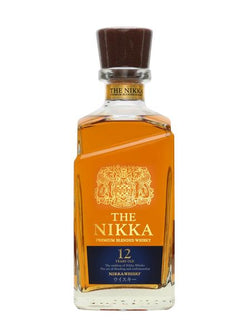 Nikka 12 Years old 70cl, Japanese Whisky - The Liquor Shop Singapore