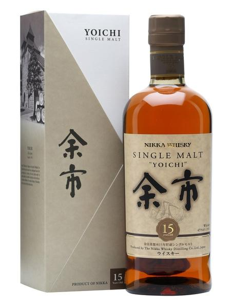 Nikka Yoichi 15 Years, Japan - Nikka - The Liquor Shop Singapore