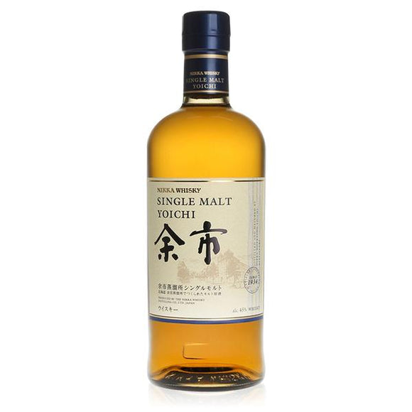 Nikka Yoichi Non Aged 70cl, Japanese Whisky - The Liquor Shop Singapore