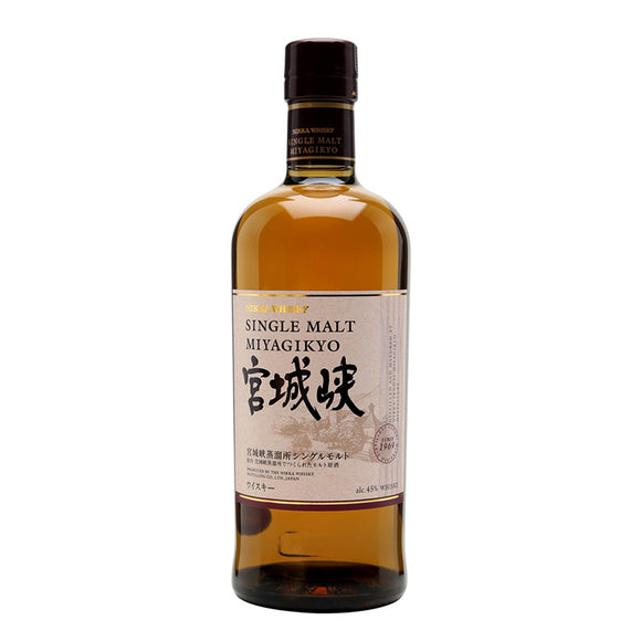 Nikka Miyagikyo Non Aged 70cl, Japanese Whisky - The Liquor Shop Singapore