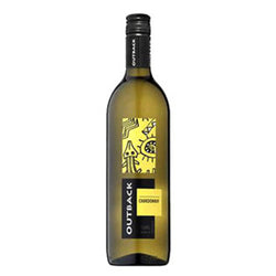 Outback Chardonnay 75cl, White Wine - The Liquor Shop Singapore