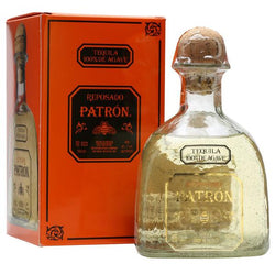 Patron Reposado Tequila 75cl, Tequila - The Liquor Shop Singapore