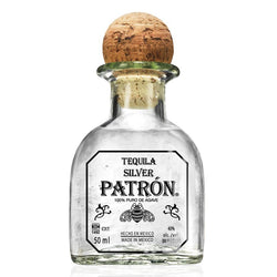 Patron Silver 5cl, Tequila - The Liquor Shop Singapore