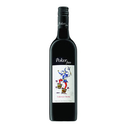 Poker Face Cabernet Merlot, Red Wine - The Liquor Shop Singapore