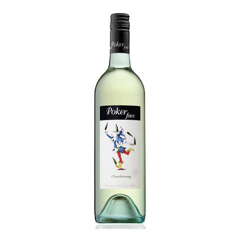 Poker Face Chardonnay 75cl White Wine The Liquor Shop