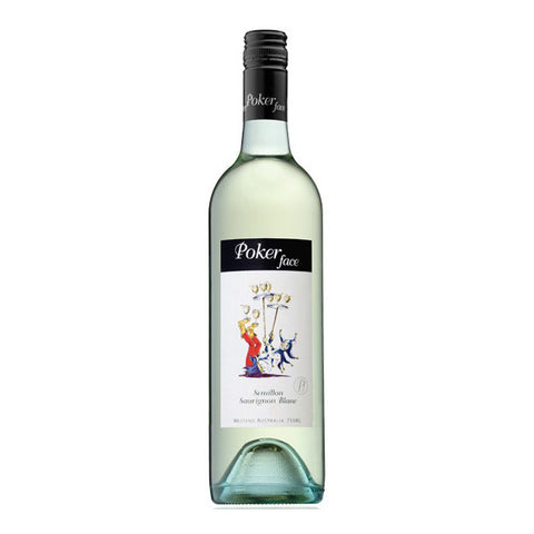 Poker Face Semillon Sauvignon Blanc 75cl White Wine The Liquor Shop