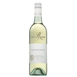 Richland Chardonnay, White Wine - The Liquor Shop Singapore