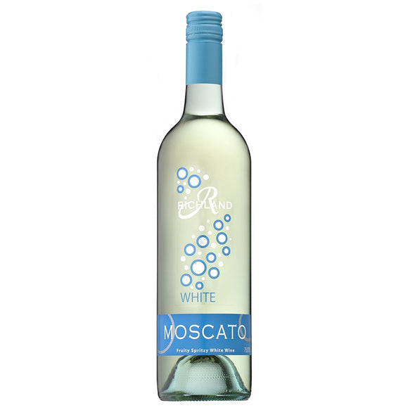 Richland Moscato, White Wine - The Liquor Shop Singapore