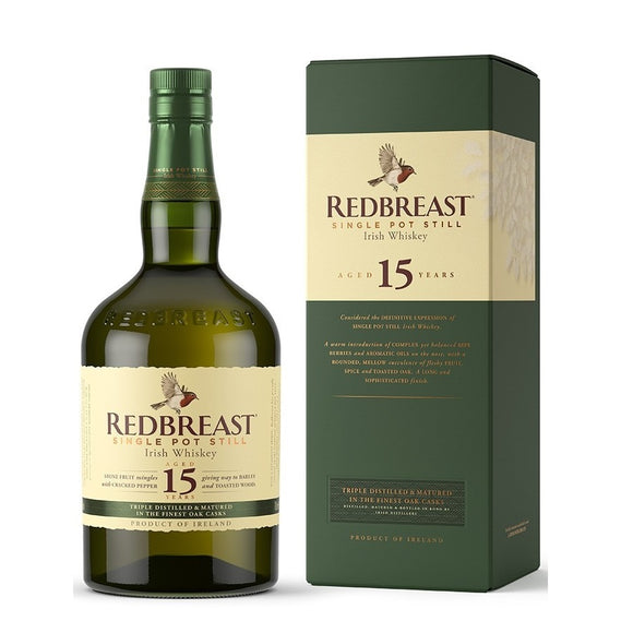 Redbreast 15 Years Old 70cl