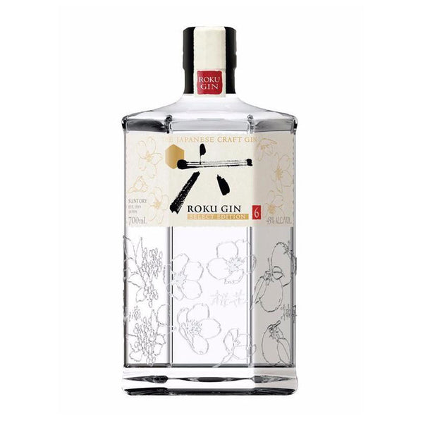Roku Gin - The Liquor Shop Singapore