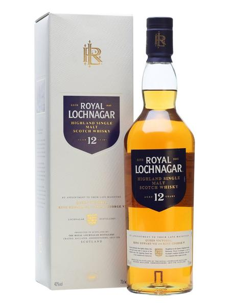 Royal Lochnagar 12 Years Old, Highlands - Barcardi - The Liquor Shop Singapore