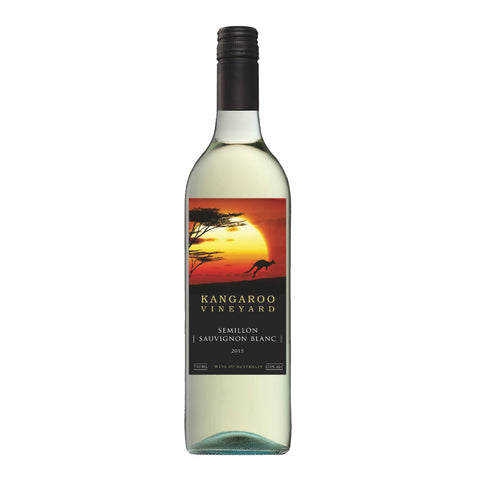 Kangaroo Vineyard Semillon Sauvignon Blanc 75cl The Liquor Shop
