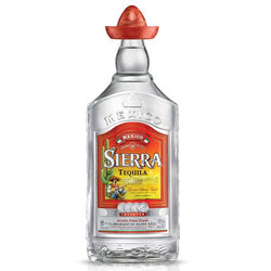 Sierra Silver Tequila 70cl, Tequila - The Liquor Shop Singapore