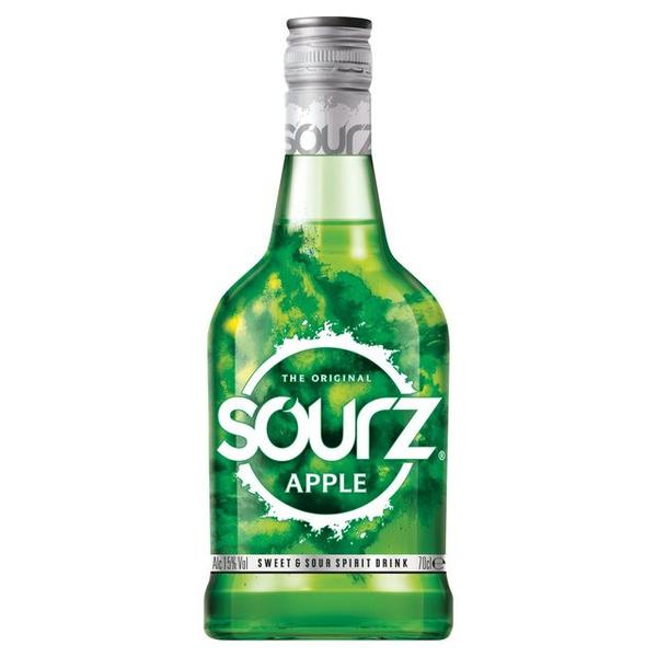 Sourz Apple 70cl, Liqueur - The Liquor Shop Singapore