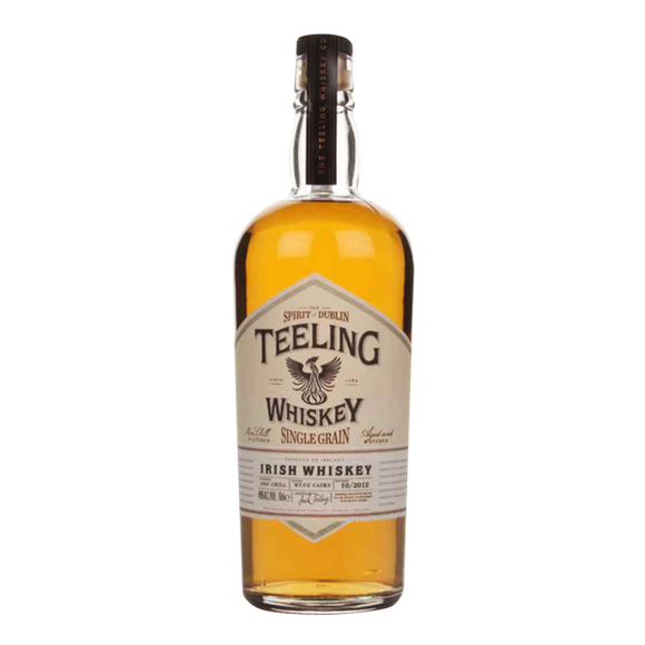 Teeling Single Grain Whisky, Irish Whisky - The Liquor Shop Singapore