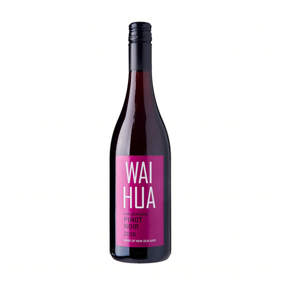 Wai Hua Marlborough Pinot Noir