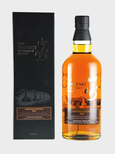 Yamazaki 2015 Limited Edition, Japanese Whisky - The Liquor Shop Singapore