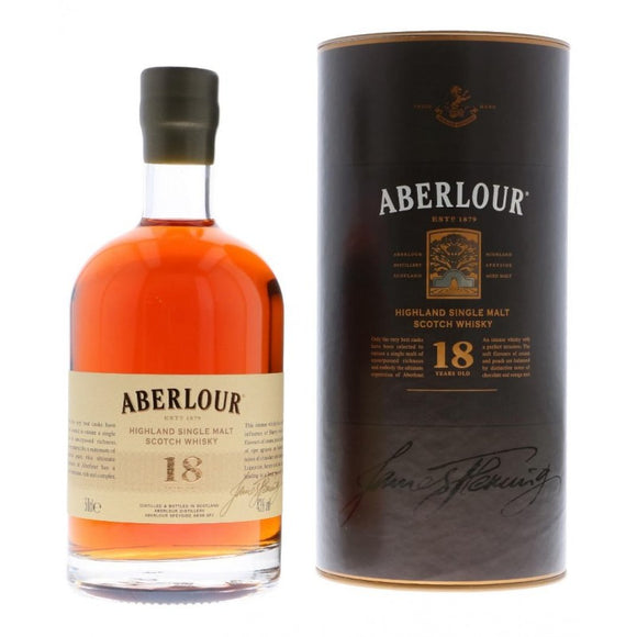 Aberlour 18 Years Old 50cl