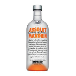 Absolut Mandarin 75cl, Vodka - The Liquor Shop Singapore