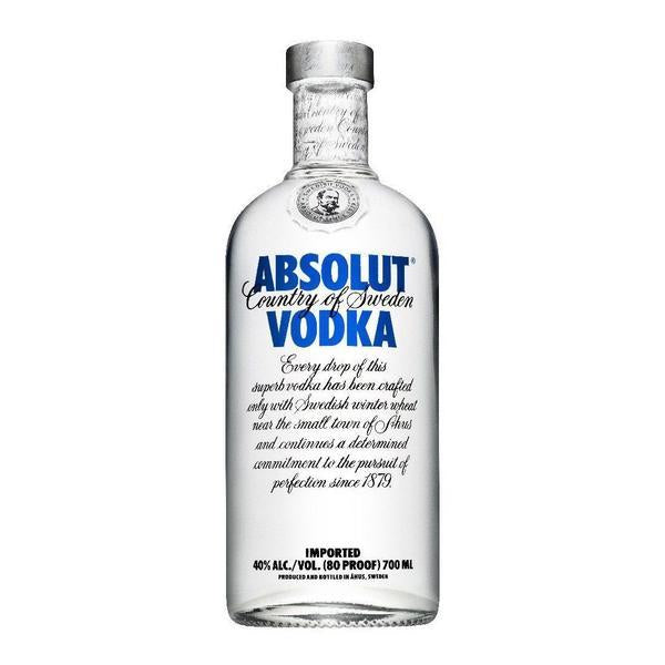 Absolut Vodka 70cl, Vodka - The Liquor Shop Singapore