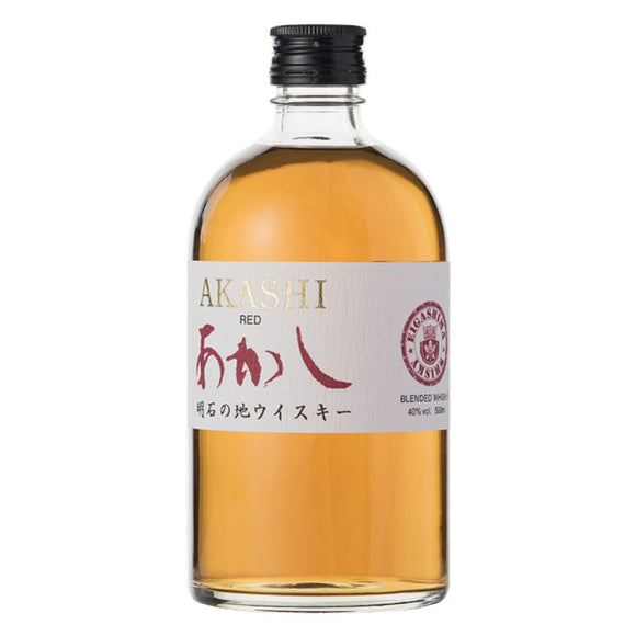 Akashi Red Japanese Blended Whisky 50cl