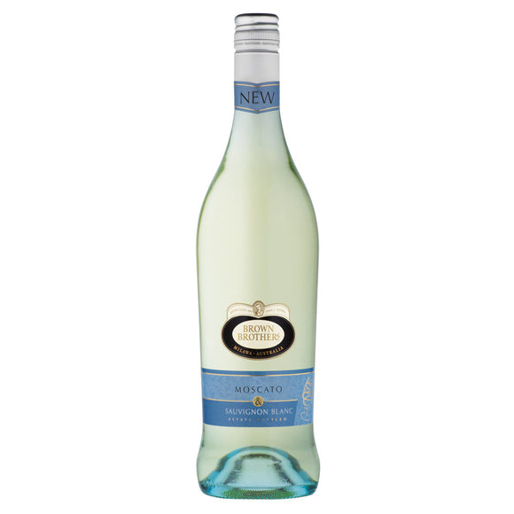 Brown Brothers Moscato & Sauvignon Blanc 75cl The Liquor Shop
