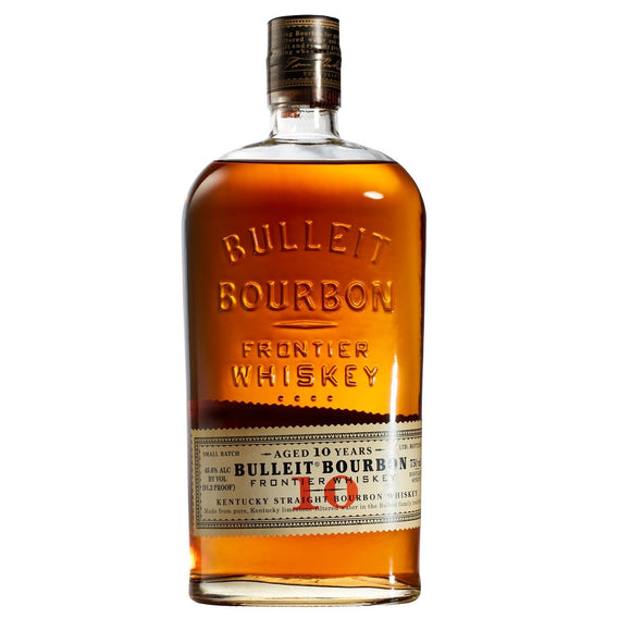 Bulleit 10 Years Old Bourbon Whisky 75cl