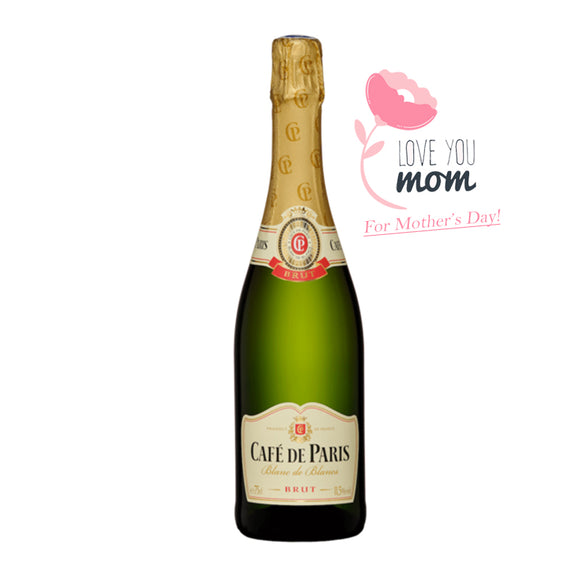 Café de Paris Brut, Sparkling Wine - The Liquor Shop Singapore