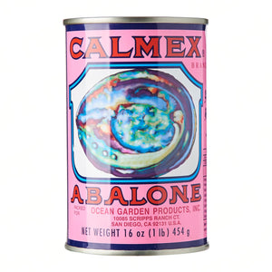 Calmex Mexico Wild Abalone 2H 255G (Best Before: 2025)