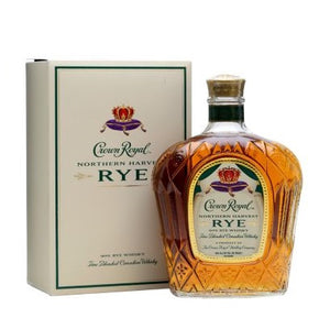 Crown Royal Northern Harvest Rye Whisky 1L