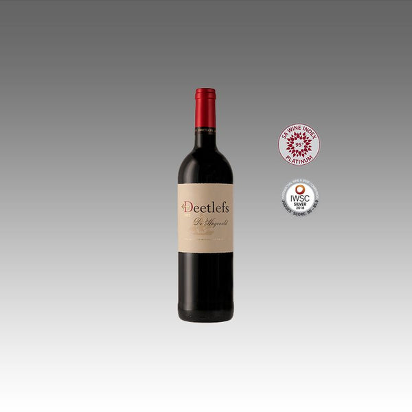 Deetlefs Estate De Hageveld 2016 Alc 14% 750 ml
