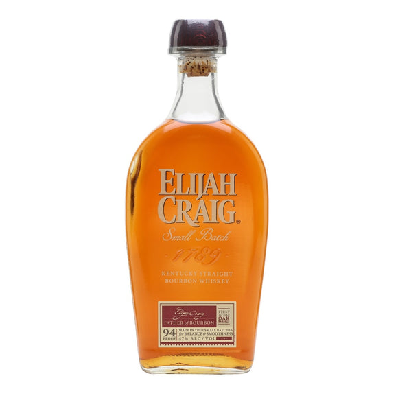 Elijah Craig Small Batch Bourbon Whisky 70cl
