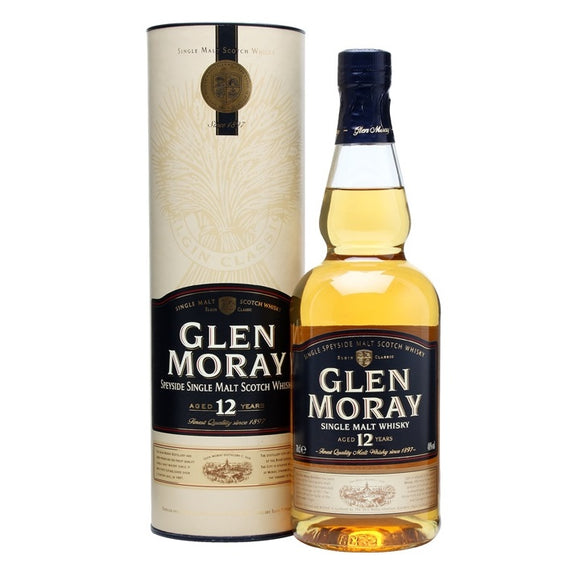 Glen Moray 12 Years Old 70cl