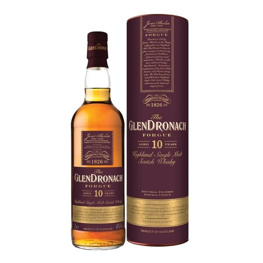 Glendronach 10 Years Forgue 1L