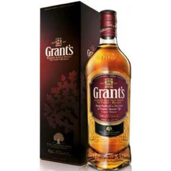 Grant's Finest 70cl, Scotch Whisky - The Liquor Shop Singapore