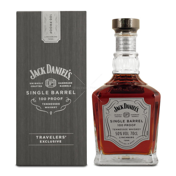 Jack Daniel's Single Barrel 100 Proof Whisky 70cl